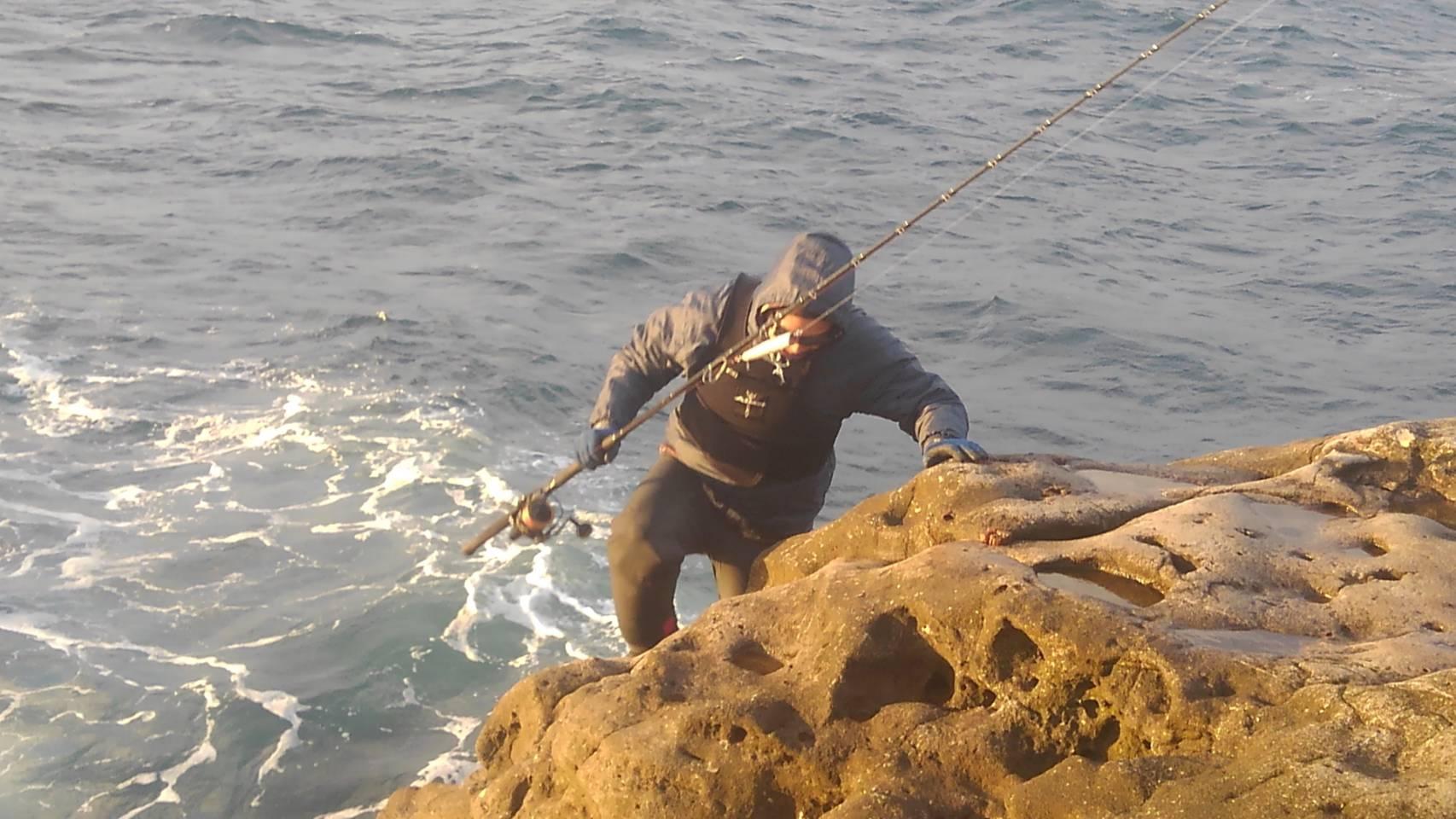 年末青物釣行