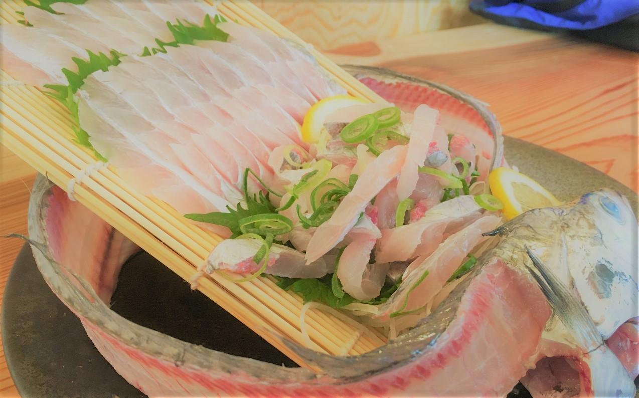 コロナ関連が落ち着いたら、釣太郎の調理部門「さばき処 浜小屋」にお越しください。