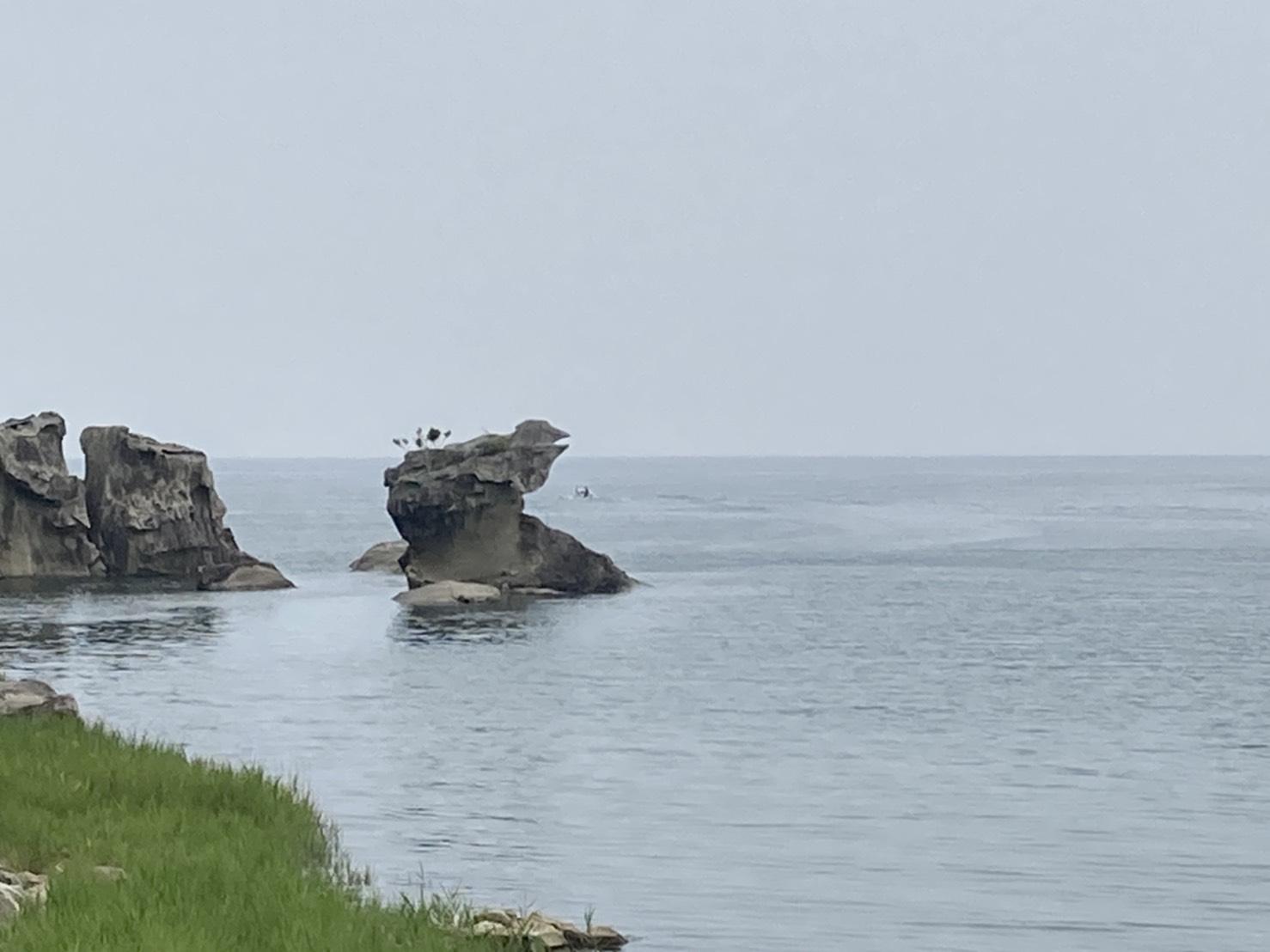 白浜周辺の釣り場封鎖は、解除されています。
