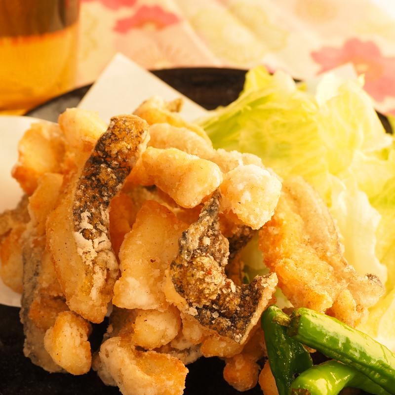 うつぼはから揚げが有名ですが、鮮度が高い時は天ぷらの方が旨味が強く、クリーミーで口の中でとろけるよう。